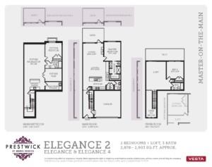 Prestwick Elegance 2 Floorplan